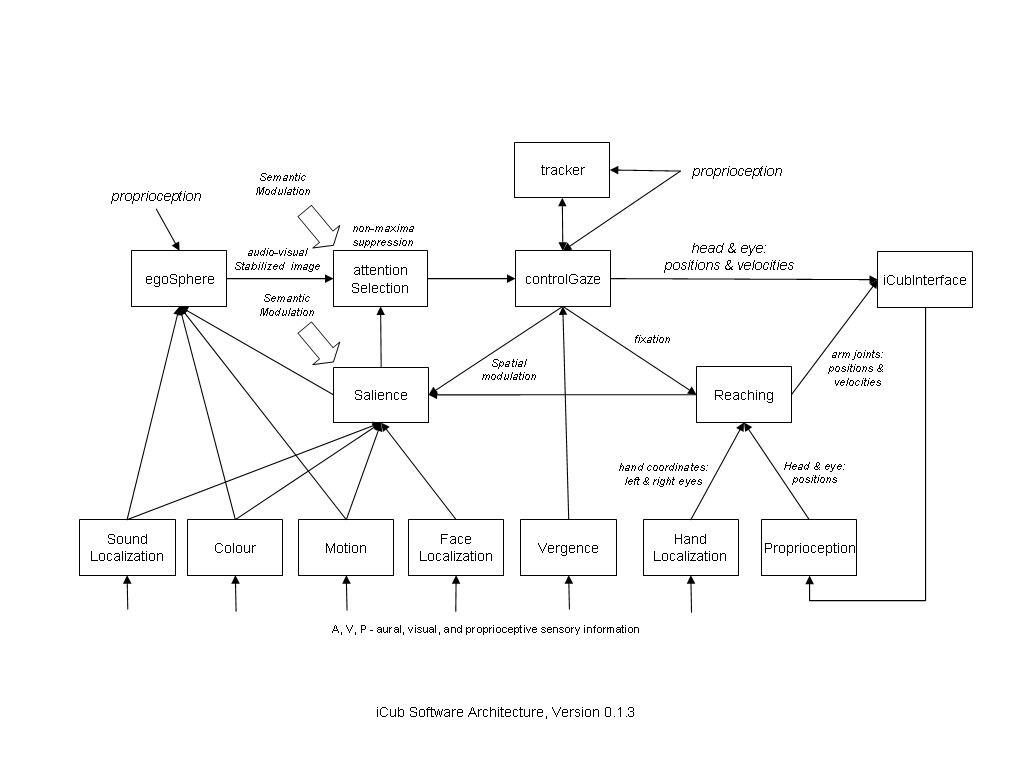Module Diagram - Wiki for iCub and Friends